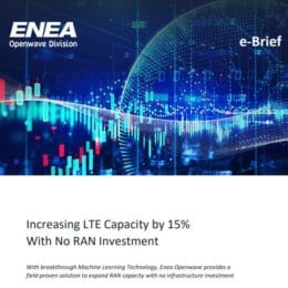 Increasing LTC Capacity ebrief cover