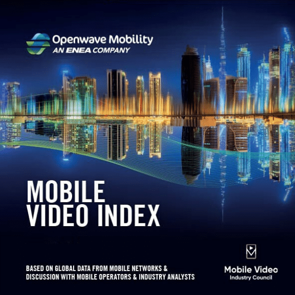 Mobile Video Index no date cover only