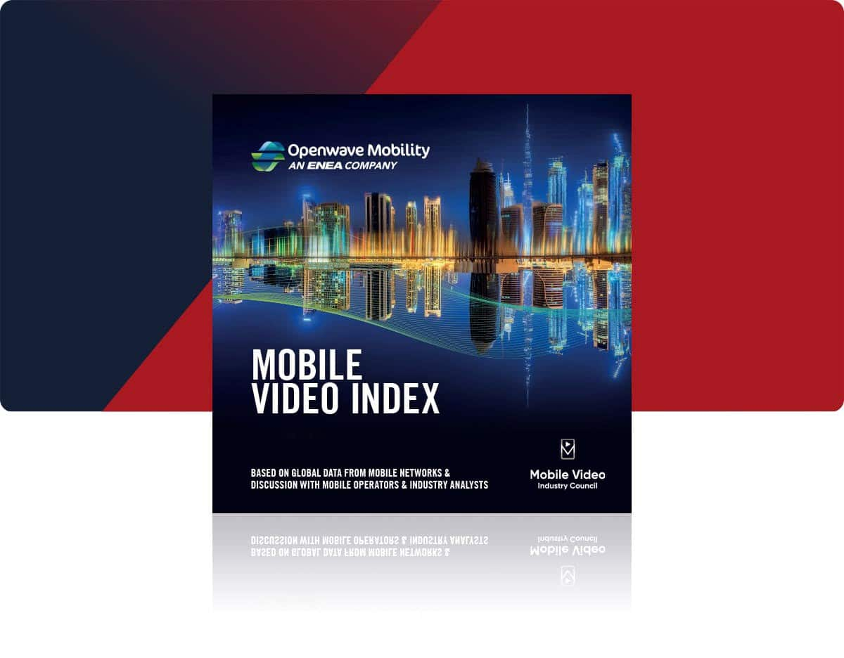 Mobile Video Index no date for website