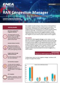 RAN Congestion Mgr cover