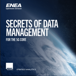 Secrets of Data Management for Whitepapers page