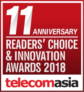 Telecoms Asia Innovation Awards 2018 logo Colour