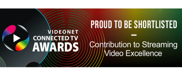Videonet Connected TV Shortlisted logo 2020 cropped